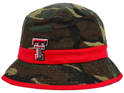 Texas Tech Red Raiders Top of the World NCAA Sneak Attack Bucket