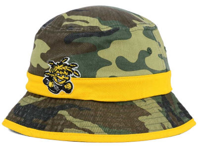 Wichita State Shockers Top of the World NCAA Sneak Attack Bucket