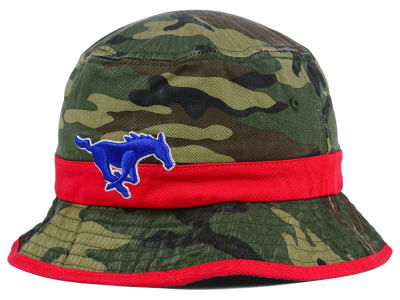 Southern Methodist Mustangs Top of the World NCAA Sneak Attack Bucket