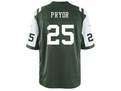 New York Jets Calvin Pryor Nike NFL Men's Game Jersey