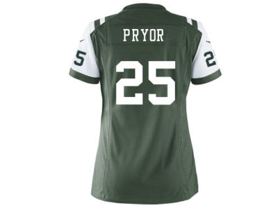 New York Jets Calvin Pryor Nike NFL Women's Game Jersey
