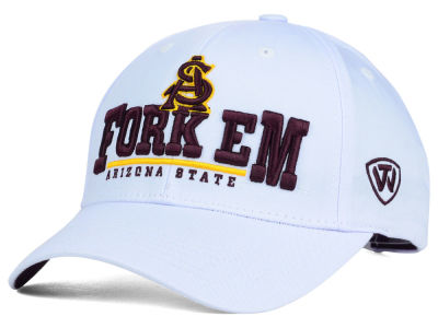 Arizona State Sun Devils NCAA 2 for $25 Top of the World NCAA Fan Favorite Cap