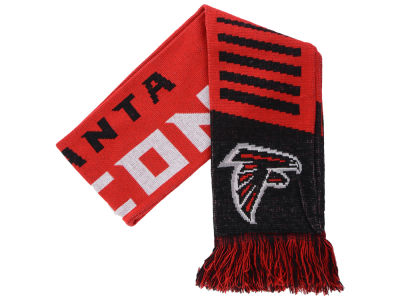 Atlanta Falcons Knit Scarf Wordmark
