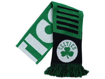 Boston Celtics Knit Scarf Wordmark