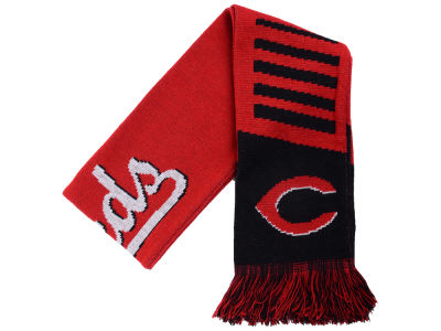 Cincinnati Reds Knit Scarf Wordmark