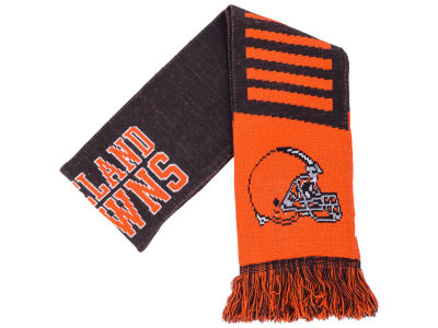 Cleveland Browns Knit Scarf Wordmark