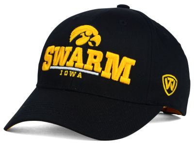 Iowa Hawkeyes NCAA 2 for $25 Top of the World NCAA Fan Favorite Cap