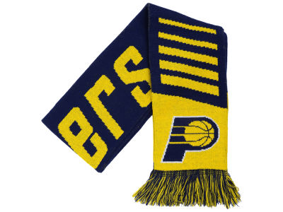 Indiana Pacers Knit Scarf Wordmark