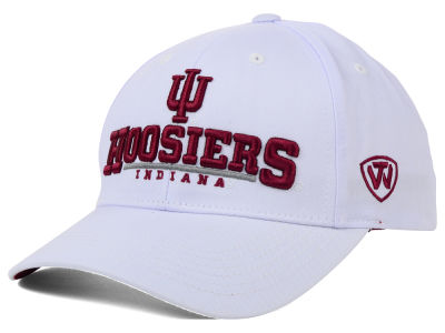 Indiana Hoosiers NCAA 2 for $25 Top of the World NCAA Fan Favorite Cap