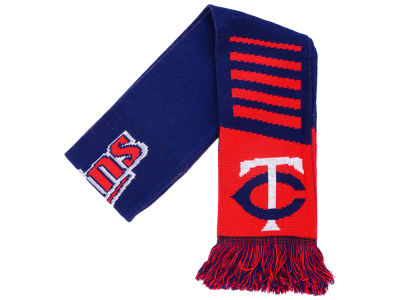 Minnesota Twins Knit Scarf Wordmark