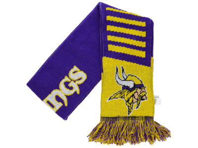 Minnesota Vikings Knit Scarf Wordmark