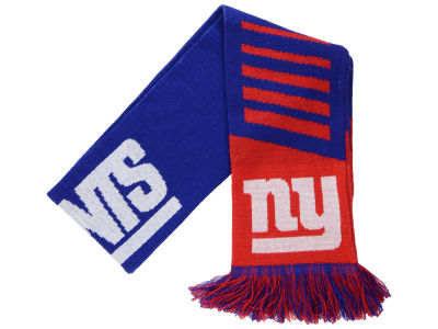 New York Giants Knit Scarf Wordmark
