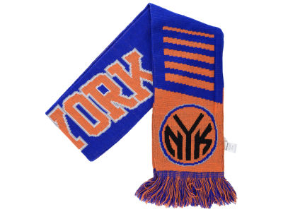 New York Knicks Knit Scarf Wordmark