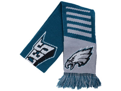 Philadelphia Eagles Knit Scarf Wordmark