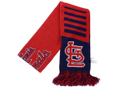 St. Louis Cardinals Knit Scarf Wordmark