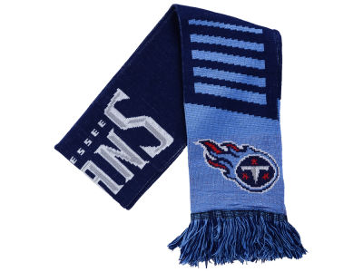 Tennessee Titans Knit Scarf Wordmark