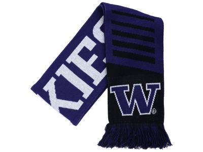 Washington Huskies Knit Scarf Wordmark