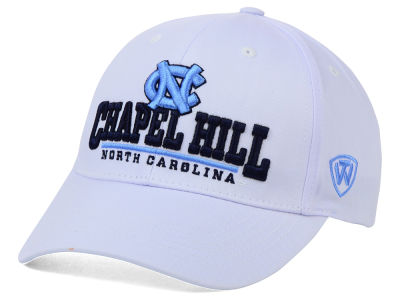 North Carolina Tar Heels NCAA 2 for $25 Top of the World NCAA Fan Favorite Cap