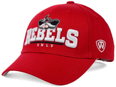 UNLV Runnin Rebels NCAA 2 for $25 Top of the World NCAA Fan Favorite Cap