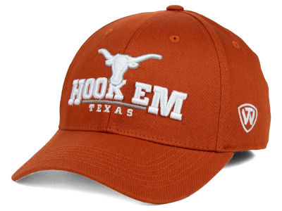 Texas Longhorns NCAA 2 for $25 Top of the World NCAA Fan Favorite Cap