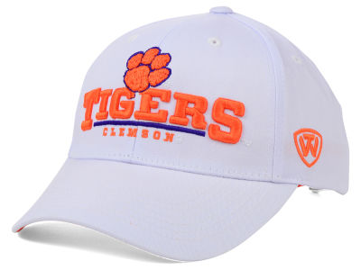 Clemson Tigers NCAA 2 for $25 Top of the World NCAA Fan Favorite Cap