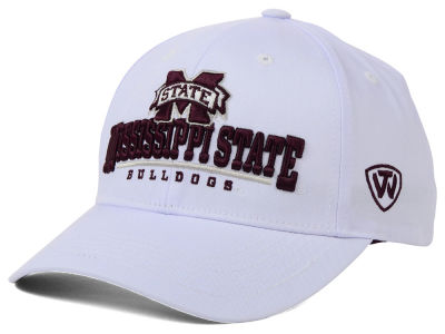 Mississippi State Bulldogs NCAA 2 for $25 Top of the World NCAA Fan Favorite Cap