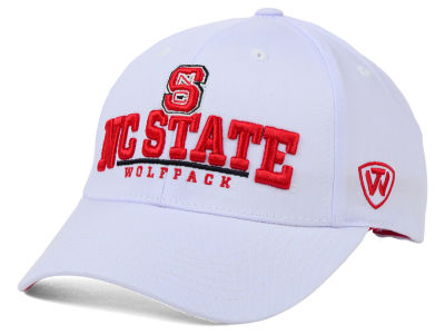 North Carolina State Wolfpack NCAA 2 for $25 Top of the World NCAA Fan Favorite Cap