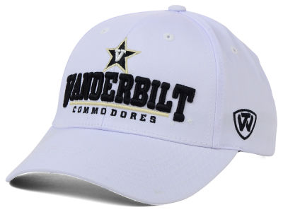 Vanderbilt Commodores NCAA 2 for $25 Top of the World NCAA Fan Favorite Cap