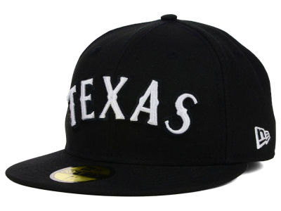 Texas Rangers New Era MLB B-Dub 59FIFTY Cap