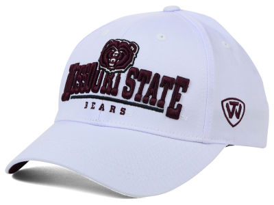 Missouri State Bears NCAA 2 for $25 Top of the World NCAA Fan Favorite Cap