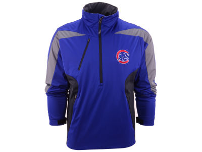 Chicago Cubs MLB Men's Discover Half Zip Jacket