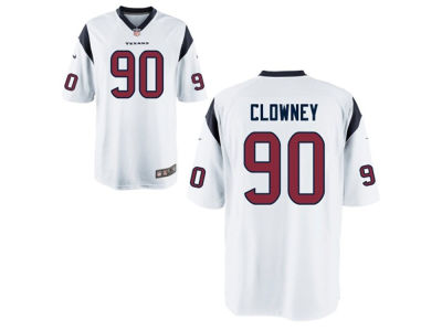Houston Texans Jadeveon Clowney Nike NFL Men's Game Jersey