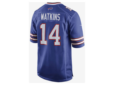 Buffalo Bills Sammy Watkins Nike NFL Men's Game Jersey