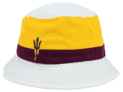 Arizona State Sun Devils Top of the World NCAA Scuttle Bucket