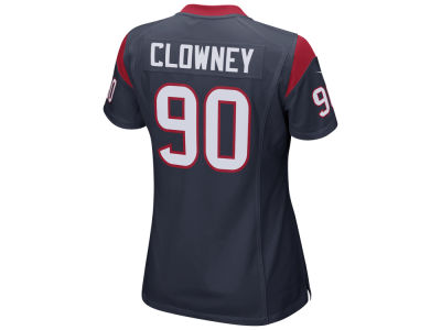 Houston Texans Jadeveon Clowney Nike NFL Women's Game Jersey