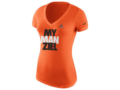 Cleveland Browns Nike NFL Womens My Man T-Shirt