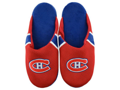 Montreal Canadiens Jersey Slippers