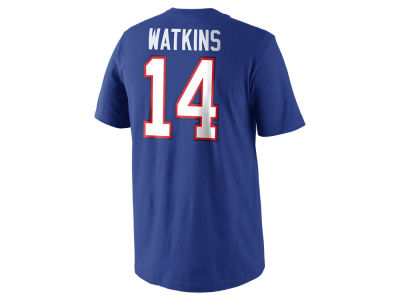 Buffalo Bills Sammy Watkins Nike NFL Pride Name and Number T-Shirt