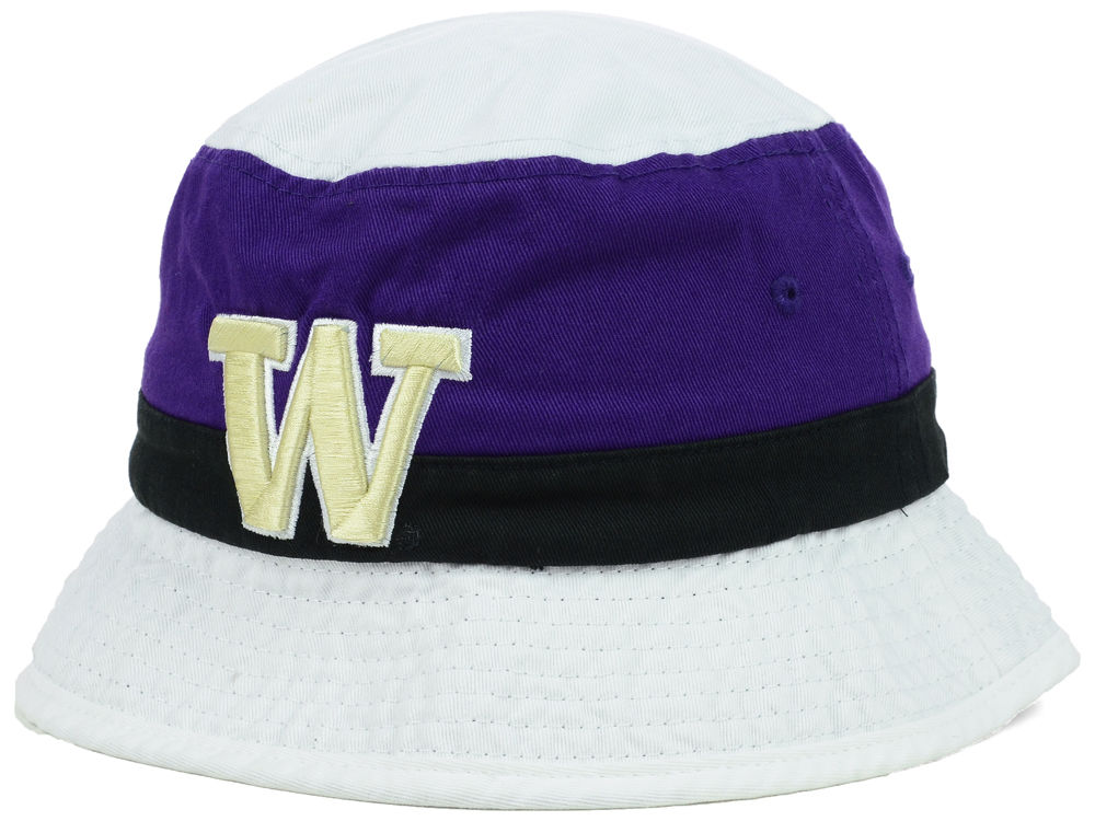 Washington Huskies Top of the World NCAA Scuttle Bucket  79b4384445d