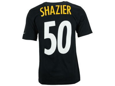 Pittsburgh Steelers Ryan Shazier Nike NFL Men's Pride Name and Number T-Shirt