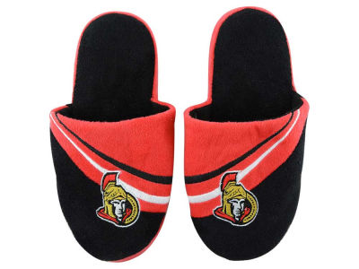 Ottawa Senators Team Stripe Slippers