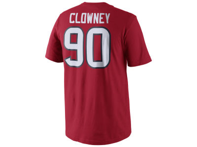 Houston Texans Jadeveon Clowney Nike NFL Pride Name and Number T-Shirt