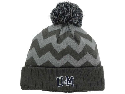 Michigan Wolverines Top of the World NCAA Chevron Pom Knit