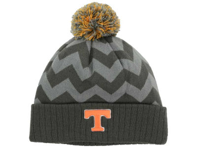 Tennessee Volunteers Top of the World NCAA Chevron Pom Knit