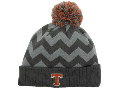 Texas Longhorns Top of the World NCAA Chevron Pom Knit