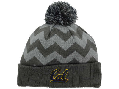 California Golden Bears Top of the World NCAA Chevron Pom Knit