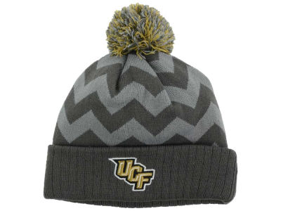 University of Central Florida Knights Top of the World NCAA Chevron Pom Knit