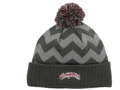 Washington State Cougars Top of the World NCAA Chevron Pom Knit