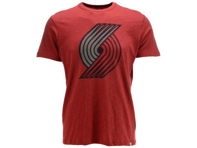 Portland Trail Blazers NBA CL Scrum T-Shirt