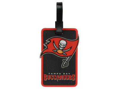 Tampa Bay Buccaneers Soft Bag Tag